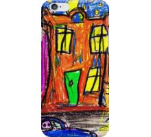 We live in the City iPhone Case/Skin