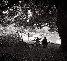 Capture and Contemplation - Japan by Norman Repacholi