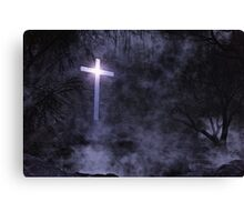Thy Light Is Come Canvas Print