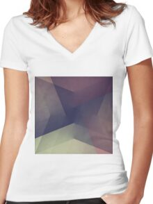 RAD XIV (Soft version) Women's Fitted V-Neck T-Shirt