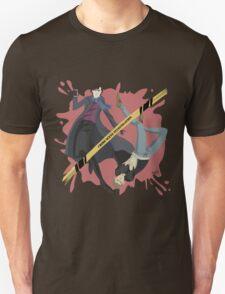 Crime scene investigation round T-Shirt