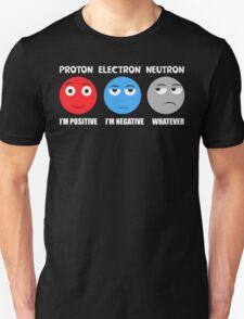 Proton Electron Neutron T Shirt T-Shirt