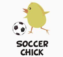 Soccer Chick by AmazingMart