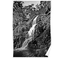 Ingalla Waterfalls,  Second Valley , South Australia  Poster