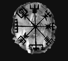 Runic Magic, Norse Compass - 'Vegvisir' Zipped Hoodie