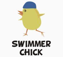 Swimmer Chick by AmazingMart