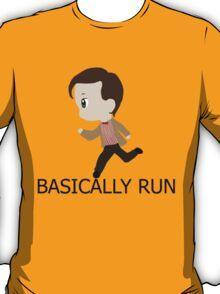 Basically Run T-Shirt