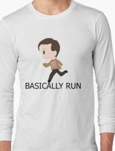 Basically Run Long Sleeve T-Shirt