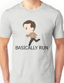 Basically Run Unisex T-Shirt