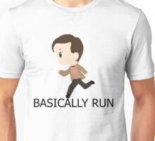 Basically Run Unisex T-Shirt