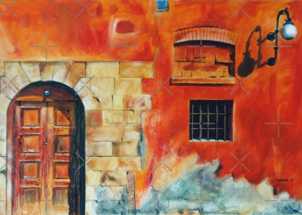 Egyptian Facade by wonder-webb
