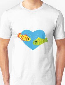 Fish in Love T-Shirt
