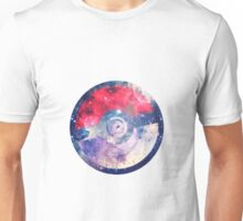 Gallaxy ball Unisex T-Shirt