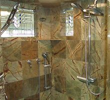 Master Bath Steam Shower by fovoosen