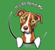 Pit Bull :: It's All About Me Kids Clothes