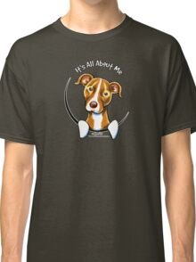 Pit Bull :: It's All About Me Classic T-Shirt