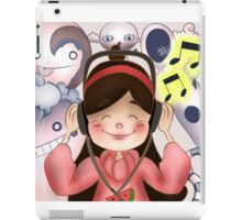 Mabel x Doodle BUY NOW ! iPad Case/Skin