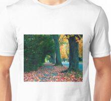 Leaf-Kickin' Stroll Unisex T-Shirt