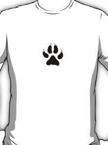 Wolf's Paw T-Shirt