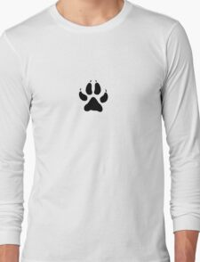 Wolf's Paw Long Sleeve T-Shirt