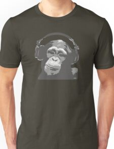 DJ MONKEY Unisex T-Shirt