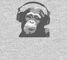 DJ MONKEY Unisex T-Shirt
