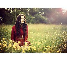 Ksenia 8 Photographic Print