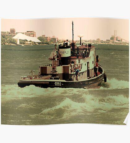 Tugboat - 1 Poster