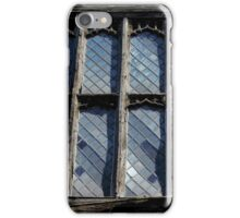 15th Century Medieval Window iPhone Case/Skin