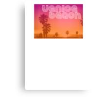 Venice Beach - Los Angeles Canvas Print
