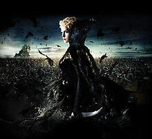 Queen Ravenna by khaleesi