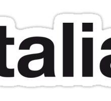 ITALIAN Sticker