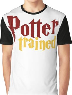 Potter Trained! Graphic T-Shirt