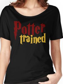 Potter Trained! Women's Relaxed Fit T-Shirt
