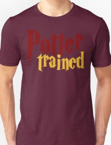 Potter Trained! Unisex T-Shirt