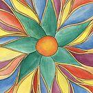 Flower Four  by Zen-Art (Zenith)