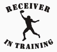 Receiver In Training Kids Clothes