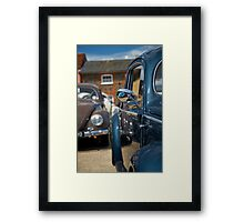 VW 9722 Framed Print