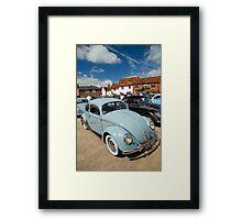 VW 9724 Framed Print