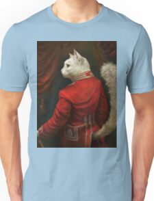 The Hermitage Court Chamber Herald Cat Unisex T-Shirt