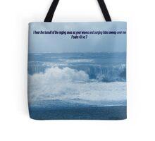RAGING SEAS Tote Bag
