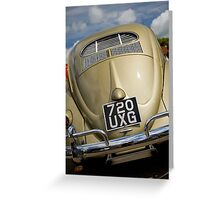 VW 9732 Greeting Card