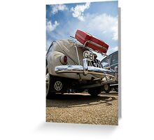 VW 9736 Greeting Card