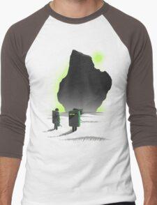 Bouldering Men's Baseball ¾ T-Shirt