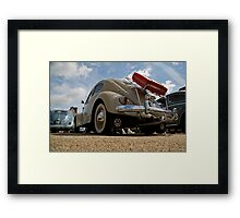 VW 9746 Framed Print