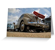VW 9746 Greeting Card