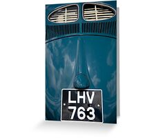VW 9749 Greeting Card