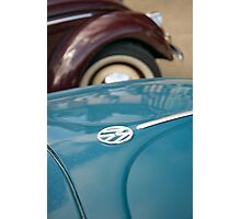 VW 9750 Photographic Print