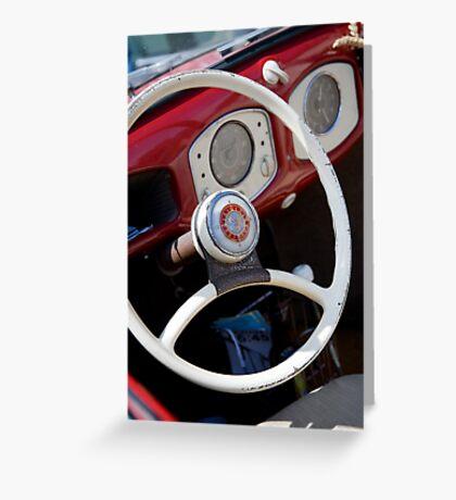 VW 9751 Greeting Card