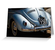 VW 9756 Greeting Card